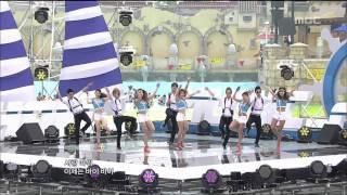 5dolls - Like this or that, 파이브돌스 - 이러쿵 저러쿵, Music Core 20110604