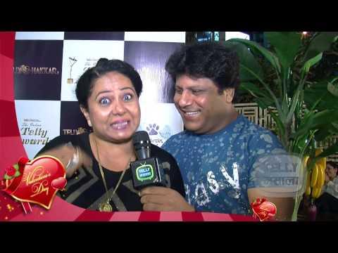 Bhabho aka Neelu Vaghela and Arvind Valentine's Day special (видео)