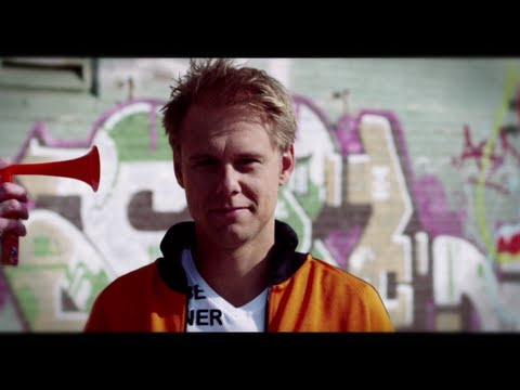 Music video Armin's 'We Are Here To Make Some Noise' online!