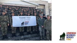 Armenian Wounded Heroes Found: Saving Lives of our Solders in Artsakh