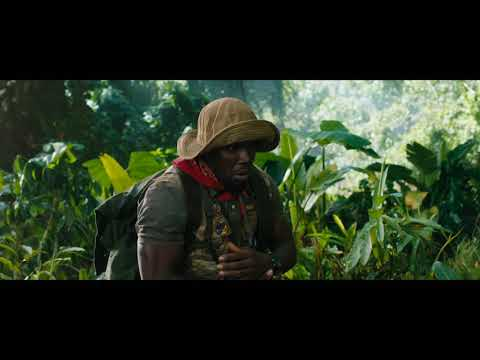 Jumanji: Welcome To The Jungle - nu in de bioscoop in 3D