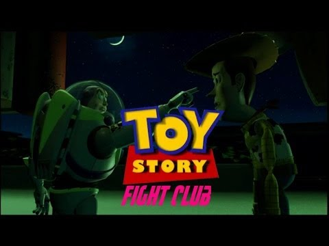 Toy Story Fight Club