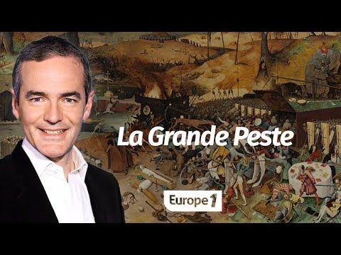 Au cœur de l'Histoire: La Grande Peste de 1348 (Franck Ferrand)