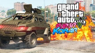 Video GTA 5 online - Best of funny moments #42 (Brigade Anti-Troll) MP3, 3GP, MP4, WEBM, AVI, FLV November 2017