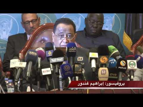المؤتمر الصحفي لوزير الخارجية حول تمديد العقوبات الأمريكية