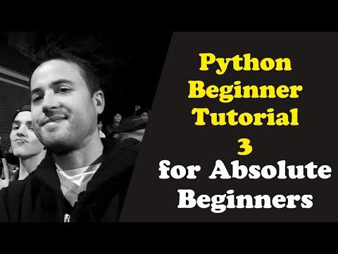 Python 3.5 Tutorial - 3.  How to install Atom for Python 3.5