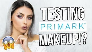 Video TESTING PRIMARK MAKEUP (AND SKINCARE!)!? / FULL FACE OF FIRST IMPRESSIONS MP3, 3GP, MP4, WEBM, AVI, FLV Januari 2018