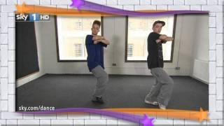 Chris&Wes: Let's Do This - Dance Tutorial pt4 - sky.com/dance