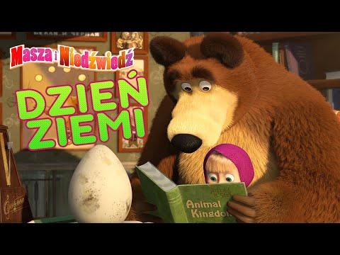 Masza i Niedźwiedź👱♀️🌏 Dzień Ziemi🌏👐 Earth Day 🌳Masha and the Bear