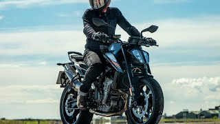 2. KTM 790 Duke 2019 Review from KNOX