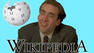 Nicholas Cage in Love! (The Wikipedia Challenge) by SkulShurtugalTCG