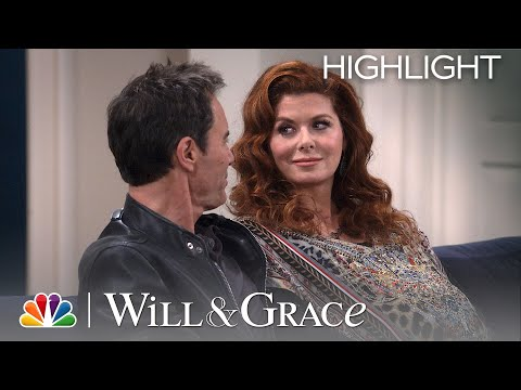 Will, Grace, Jack and Karen Say Goodbye - Will & Grace