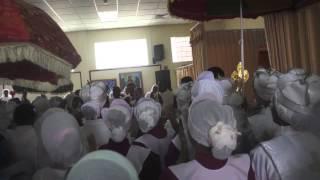 Ethiopian Orthodox Tewahedo Church Amharic የኢትዮጵያ ኦርቶዶክስ ተዋሕዶ ቤተ ክርስቲያን