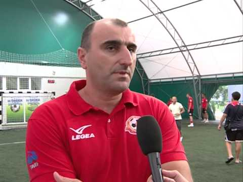 Mini Fudbal, Bugarski šampion u Crnoj Gori