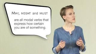 Video Everyday Grammar: May, Might, and Must MP3, 3GP, MP4, WEBM, AVI, FLV Januari 2018