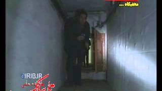 اولین تصاویر از داخل مخفیگاه مسعود رجوی در کمپ اشرف