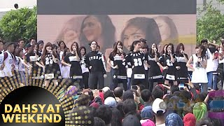 Video Lagu baru Cherrybelle feat Adila 'A am Super Swag' [Dahsyat] [13 des 2015] MP3, 3GP, MP4, WEBM, AVI, FLV Juli 2018