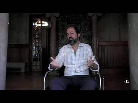 Juan Villoro habla sobre su novela <em>El libro salvaje (Siruela)</em>