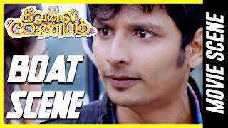 Video Kavalai Vendam - Boat Scene | Jiiva |  Kajal Aggarwal |  Bobby Simha |  Sunaina | MP3, 3GP, MP4, WEBM, AVI, FLV Maret 2018