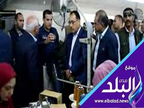 مدبولي يتفقد 118 مصنعا لإنتاج الإطارات جنوب بورسعيد