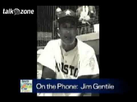 sportsandtorts - Jim Gentile the former big league slugger talks about his career, his Oriole teammates, baseball in Japan and being a part of the Dodgers when they made the ...