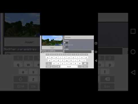 Je debut  : mincraft pker edidion (видео)