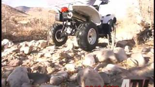 10. ATV Television - 2010 Suzuki King Quad 750 EPS Test