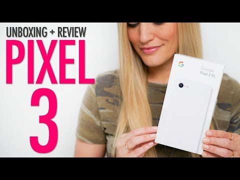 Google Pixel 3 XL - THE TRUTH! Unboxing and Review!