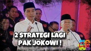 Video 2 Strategi Jitu Sudah Digaungkan, 2 Taktik Lagi Pak Jokowi! MP3, 3GP, MP4, WEBM, AVI, FLV Maret 2019