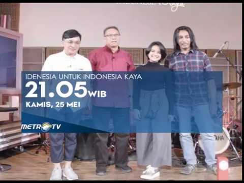 Idenesia, Kamis 25 Mei 2017 Episode Gema Penabuh Asa