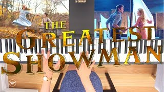 The Greatest Showman - A Million Dreams | Piano Cover | Ziv Zaifman, Hugh Jackman, Michelle Williams
