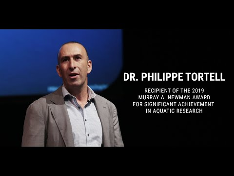 Ocean Award Lecture Series: Dr.  Philippe Tortell