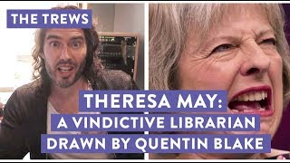 In today's Trews I read my recent article published in the Huffington Post, which you can read here http://www.huffingtonpost.co.uk/russell-brand/russell-brand-blog-jeremy-corbyn-theresa-may_b_16892508.htmlMy new tour Re:Birth is coming to YOUR town - go to http://russellbrand.seetickets.com/tour/russell-brandListen to my new podcast Under The Skin here https://itunes.apple.com/au/podcast/under-the-skin-with-russell-brand/id1212064750?mt=2Subscribe to the Trews here: http://tinyurl.com/opragcgProduced & edited by Gareth RoyTrews Music by Tom Excell & Oliver CadmanTrews Graphic by Ger Carney