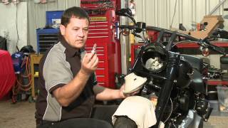 7. How to install a Harley-Davidson LED Headlight