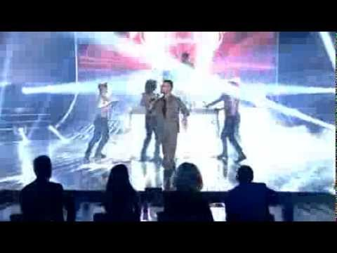 Ergi Dini - DOWN WITH THE SICKNESS (X Factor Albania 3)