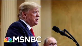 George Will Considers The President An 'Embarrassing Wreck Of A Man' | Morning Joe | MSNBC