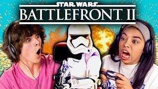 Video STAR WARS BATTLEFRONT 2 (React: Gaming) MP3, 3GP, MP4, WEBM, AVI, FLV Agustus 2018