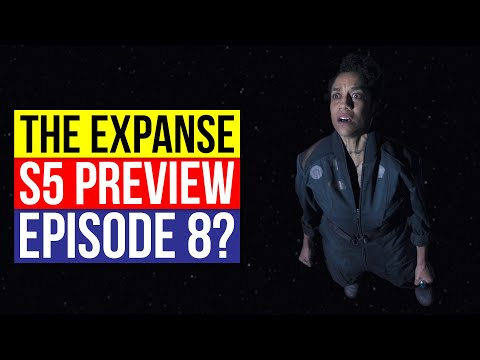 The Expanse Season 5 Episode 8 Preview Discussion | No Spoilers