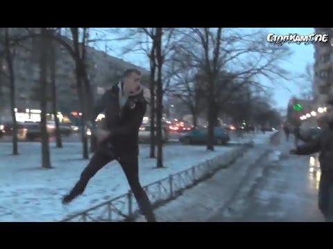 СтопХамСПб - Человек-верблюд