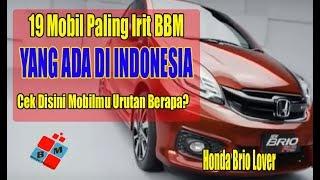 Download Video 19 Mobil Paling Irit BBM Yang Berada Di Indonesia MP3 3GP MP4