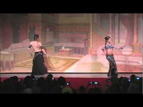 Rachel Brice & Illan at Tribal Fest 12 (видео)