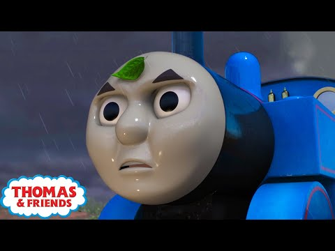 Thomas & Friends UK | Cyclone Thomas| Best Moments of Season 22 Compilation | Vehicles for Kids