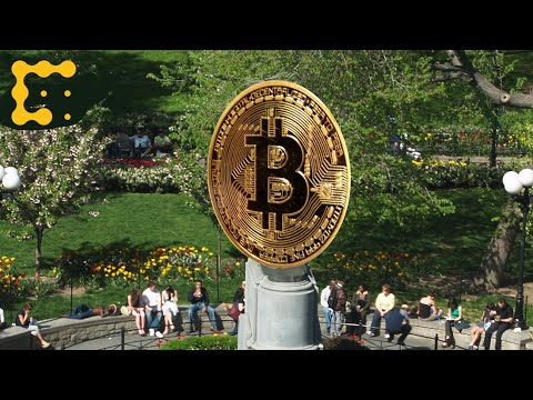 Satoshi Square - How Bitcoin Took Over a Park, and Then the World | CoinDesk video