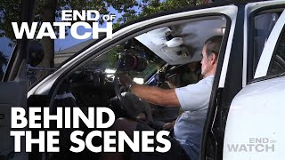 Jake Gyllenhaal, Michael Pena - Behind the Scenes - End of Watch