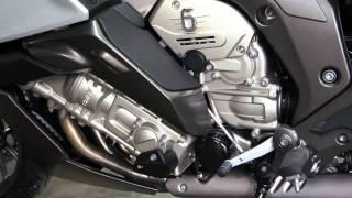 10. 2011 BMW K1600 GT Engine Sound 1