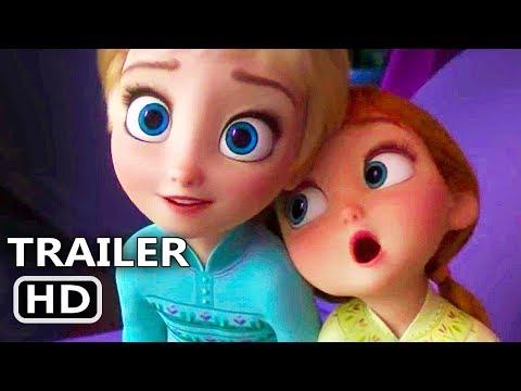 FROZEN 2 Trailer # 3 (NEW 2019) Disney Movie HD