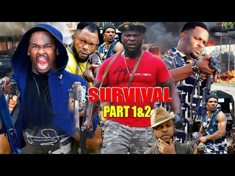 SURVIVAL PART 1&2 (NEW MOVIE HIT) - Emmanuel Ehumadu 2020 Latest Nigerian Nollywood Action Movie