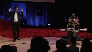 Composing, programming, and performing musical robots