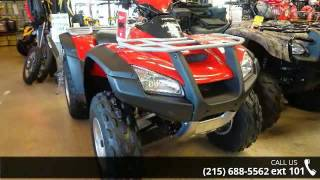 5. 2014 Honda FourTrax® Rincon® Utility - East Coast Cycle...