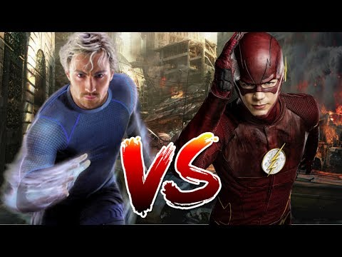Flash Vs Quicksilver | Who Wins?